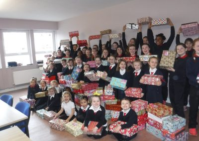 Christmas Shoe Box appeal 2017 013