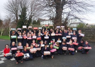 Christmas Shoe Box appeal 2017 023