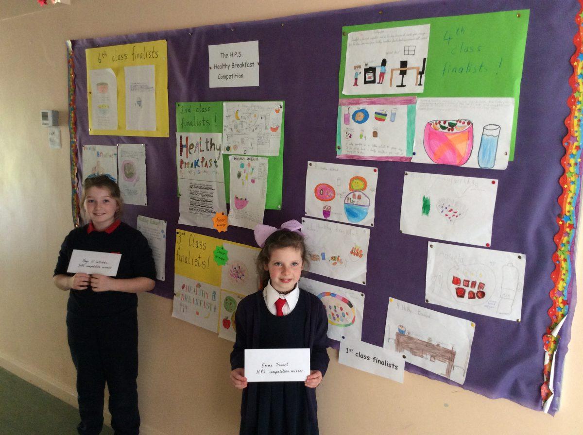 health promoting school presentation primary school bandon