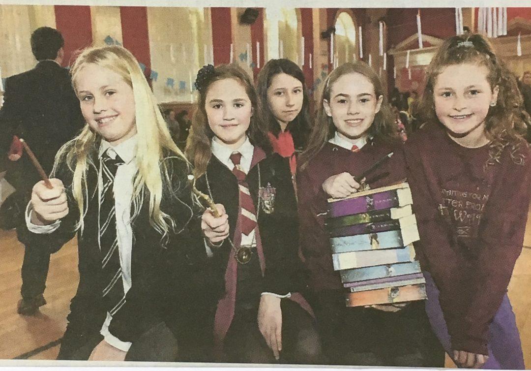 Wizarding Harry Potter Quiz | Presentation Primary School Bandon