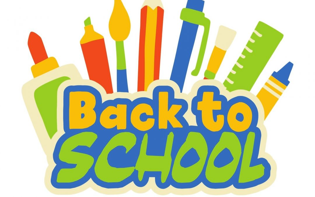 Back to School Advice for Junior Infants to 2nd Class